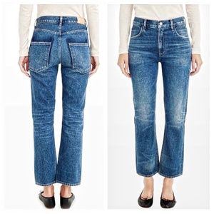 Citizens of Humanity Caroline High Rise Crop Jeans